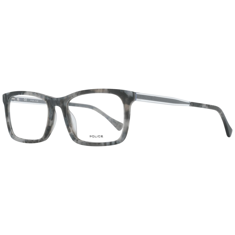 Police Men's Optical Frames Eyewear Grey VPL262N546K3M