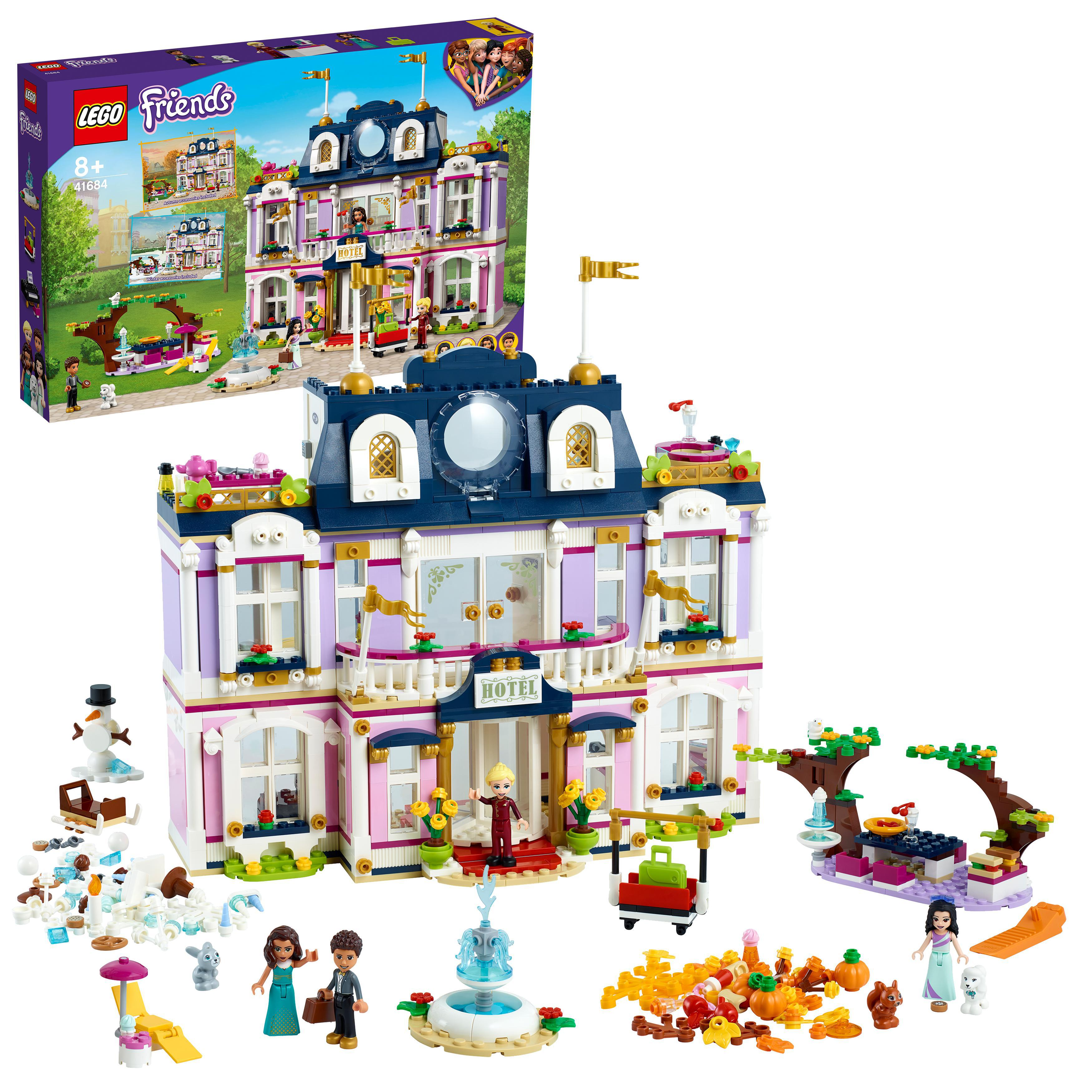 LEGO Friends - Heartlake Grand Hotel (41684)