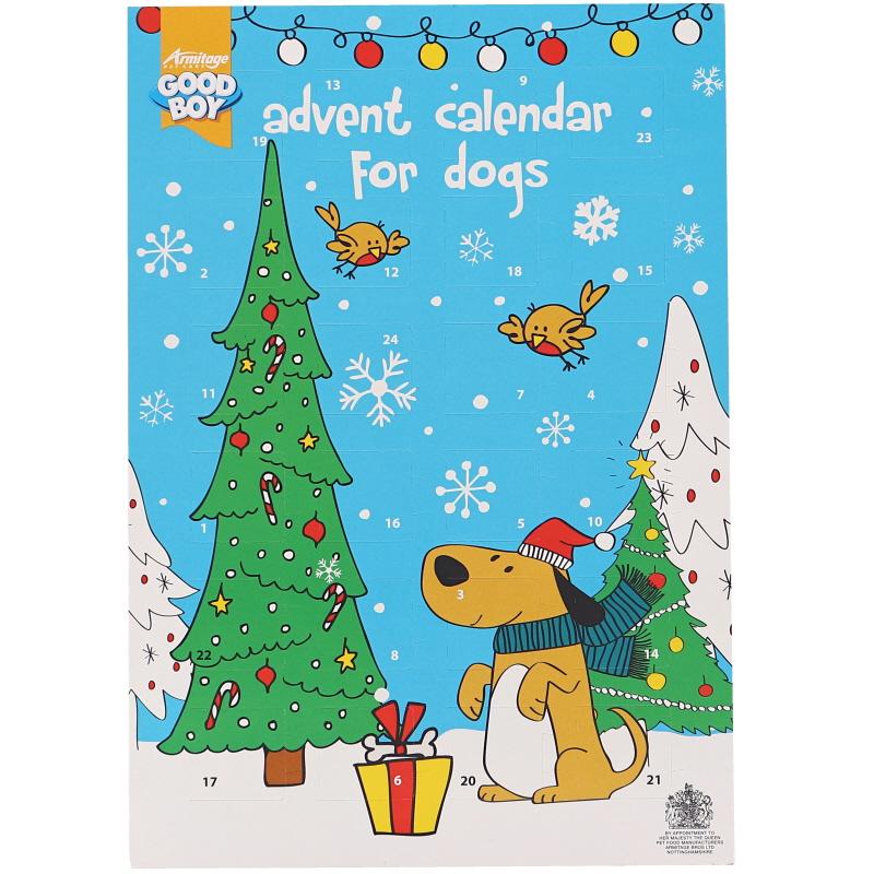 Koirien Adventtikalenteri - 67% alennus