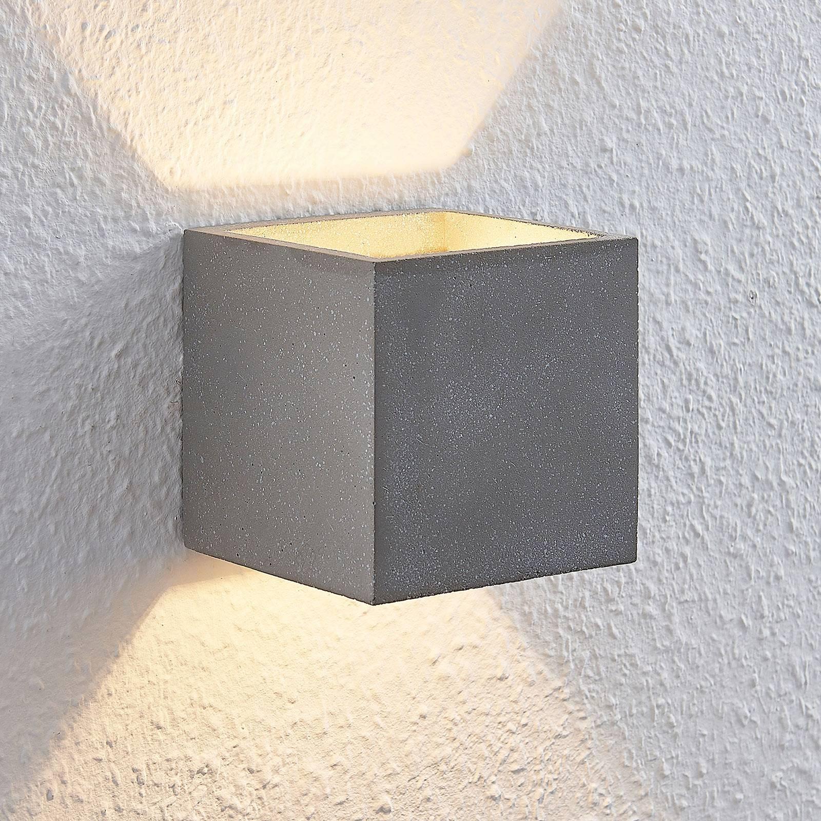 Lindby Nellie LED-seinävalaisin, leveys 11,5 cm