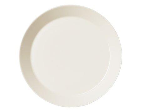 Teema Tallerken 23 cm hvit
