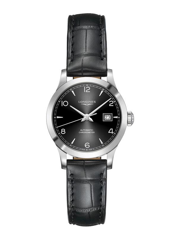 Longines Record Chronometer 30mm L2.321.4.56.2