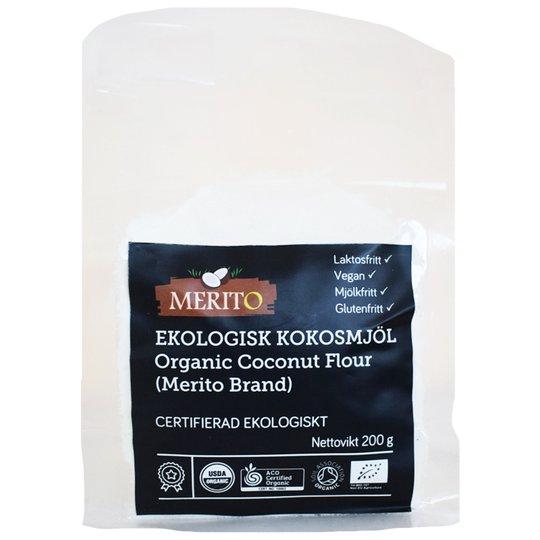 Eko Kokosmjöl 200g - 34% rabatt