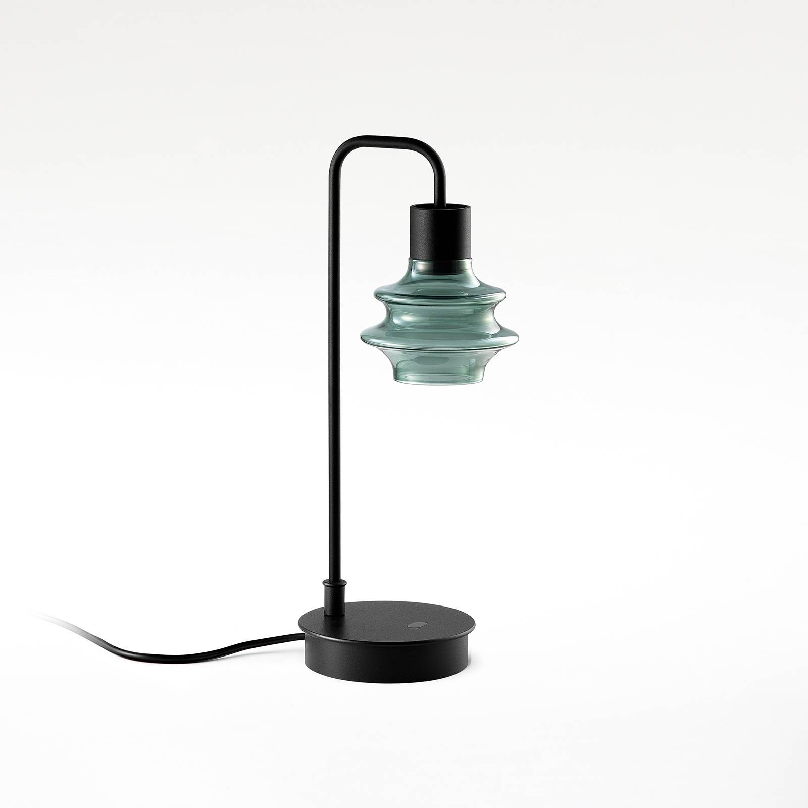 Bover Drop M/36 LED-pöytälamppu vihreä