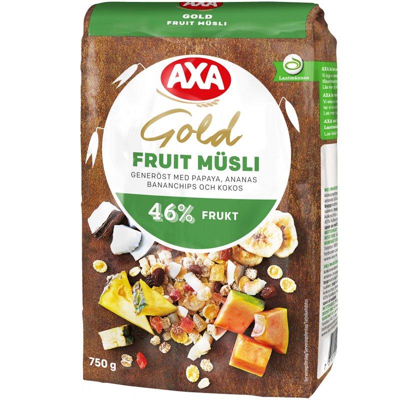 Mysli Gold Fruit - 21% alennus