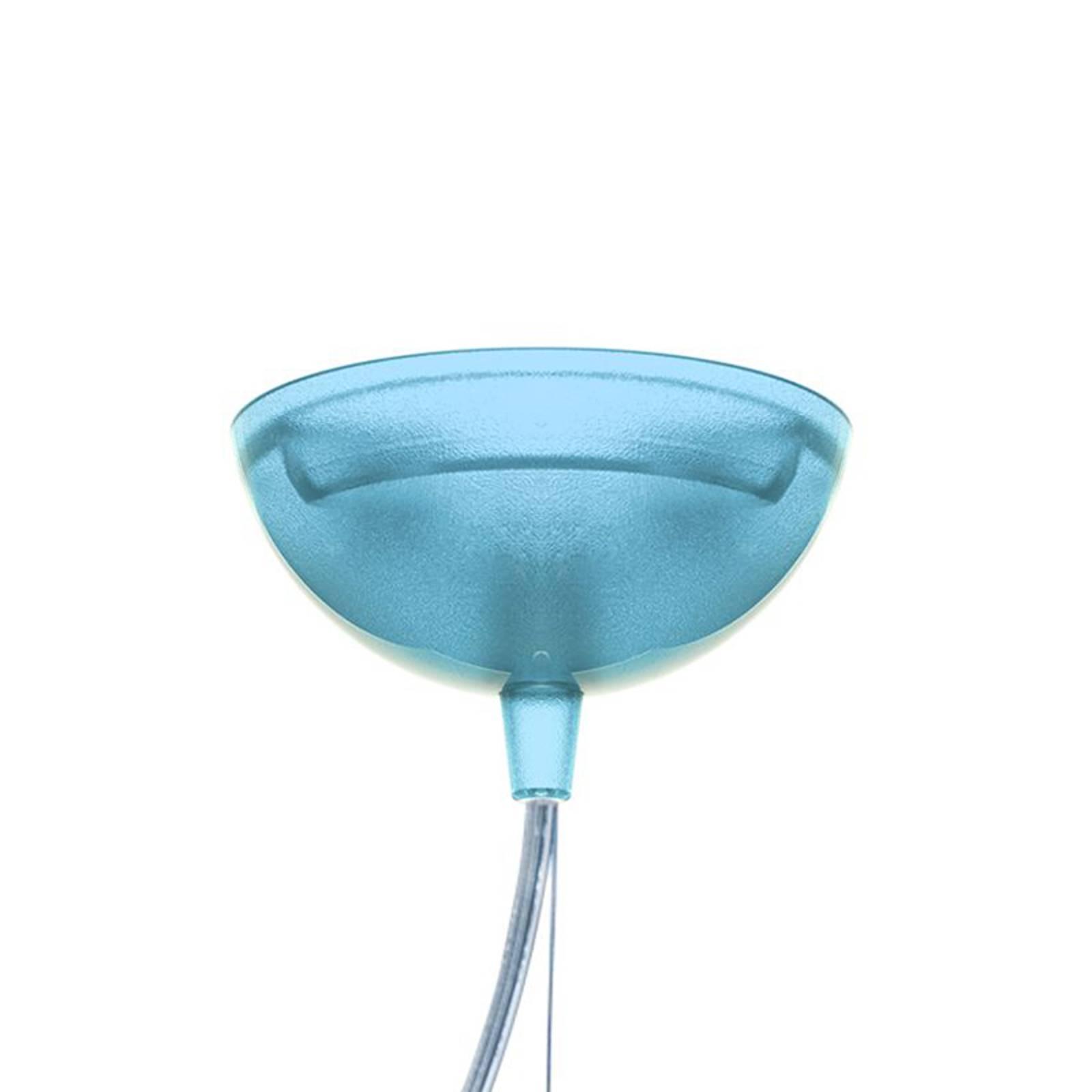 Kartell Small FL/Y -LED-riippuvalaisin, sininen