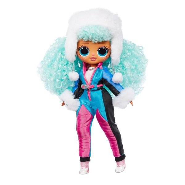 L.O.L. Surprise - OMG Winter Doll- Chill Icy Gurl (570240)
