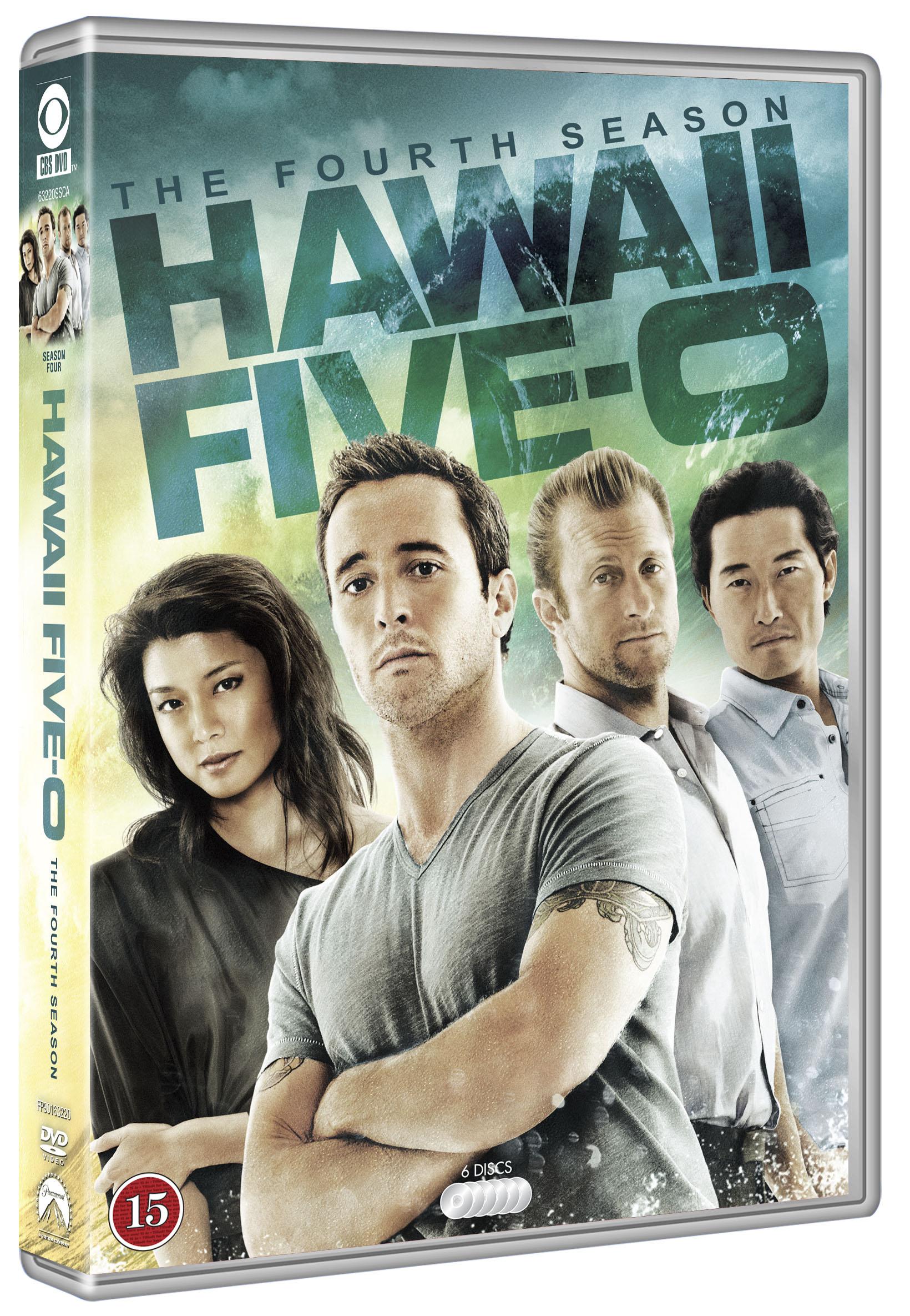 Hawaii Five-0 - Season 4 - DVD