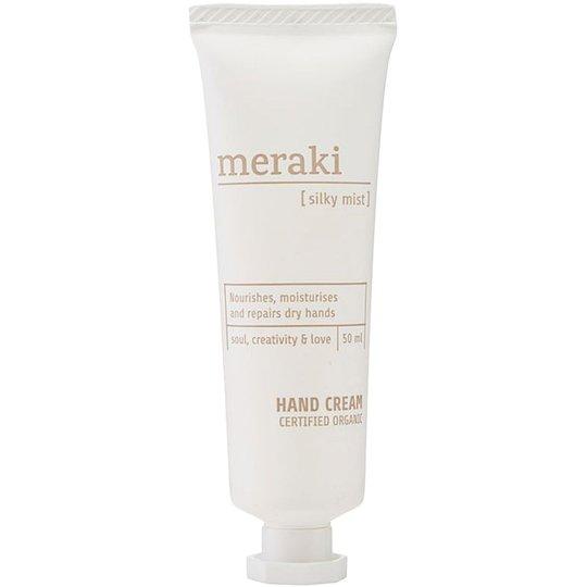 Silky Mist Hand Cream, 50 ml Meraki Käsivoiteet