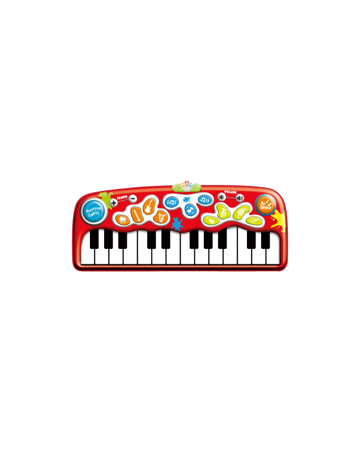 Music - Step-to-Play Piano Mat (501066)