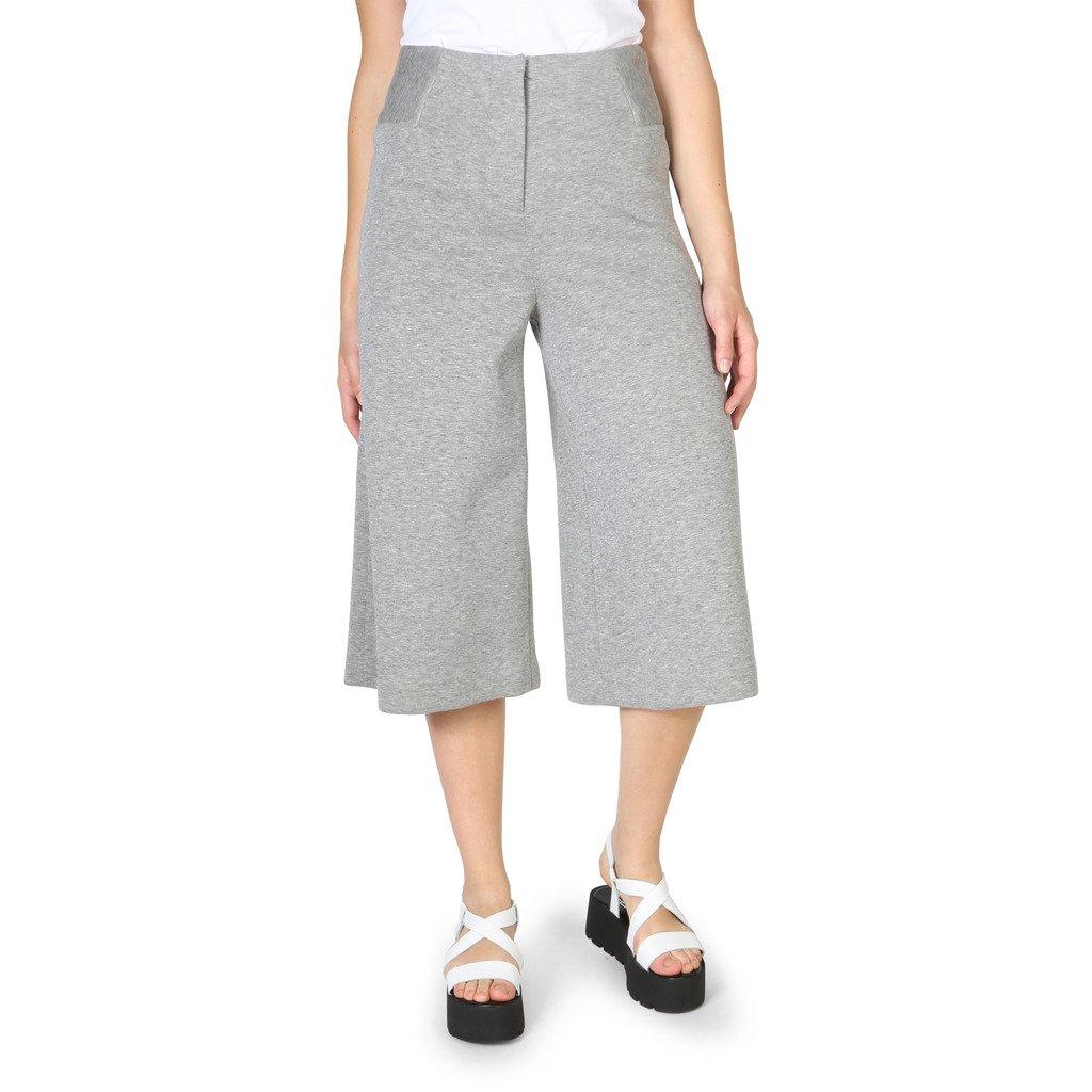 Armani Jeans Women's Trousers Grey 3Y5P94 5JZBZ - grey 40