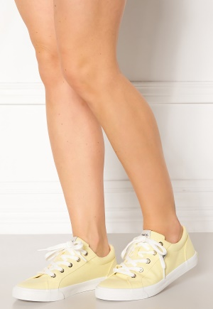ONLY Sunny Canvas Sneaker Yellow Pear 37