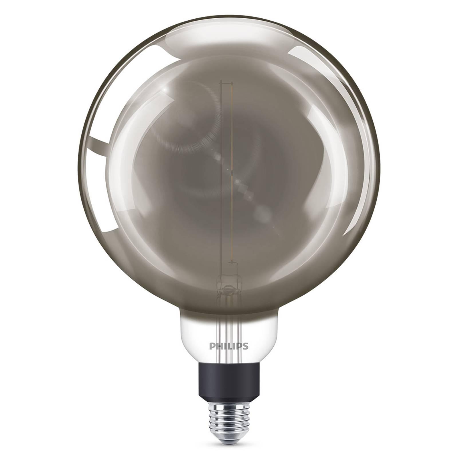 Philips E27 Giant -LED-globe-lamppu 6,5W himmennys