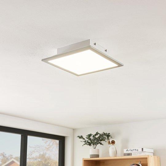 Lindby Stenley -LED-paneeli 4 000 K, 29 cm x 29 cm