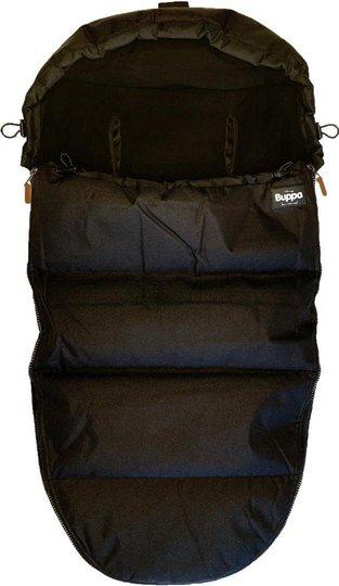 The Buppa Brand Winter Vognpose, Black