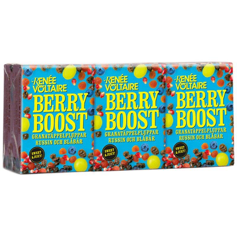 """Hedelmä- ja marjasekoitus """"Berry Boost"""" 6 x 28 g - 25% alennus"""