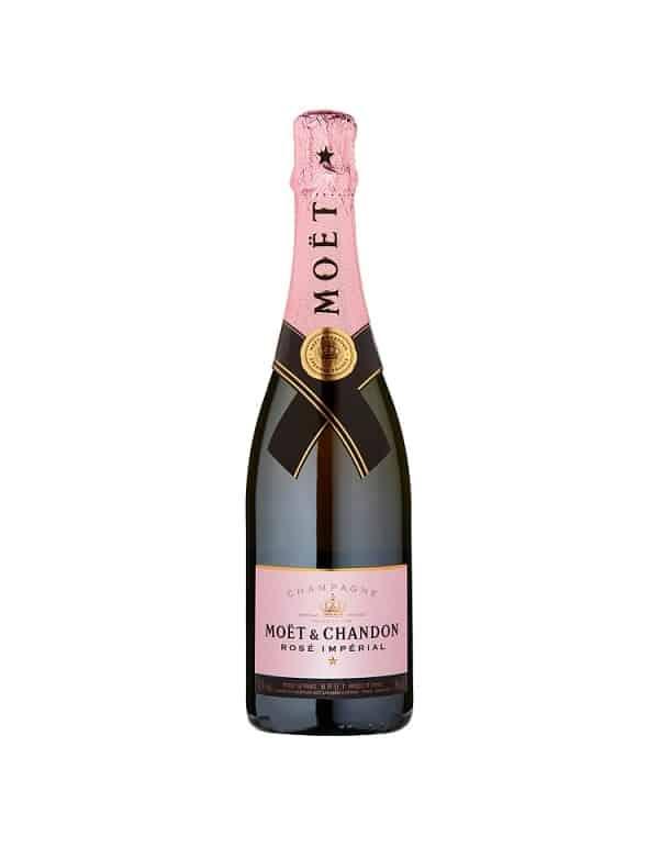 Moët & Chandon Rose Impérial Brut Champagne 75cl