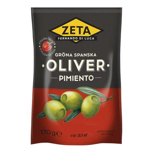 """Oliver """"Pimiento"""" 170g - 44% rabatt"""