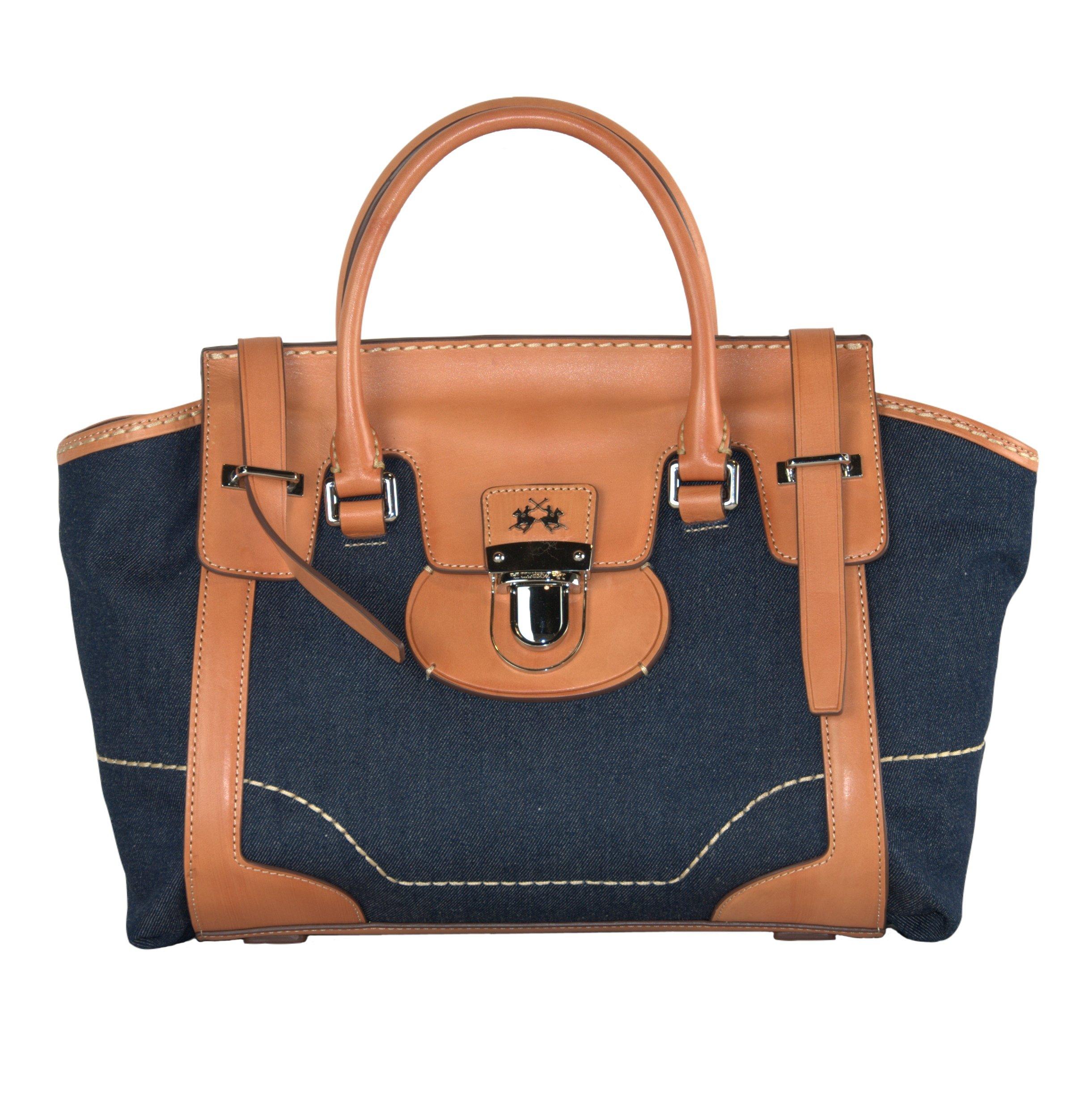 La Martina Women's Handbag Denim LA1421331