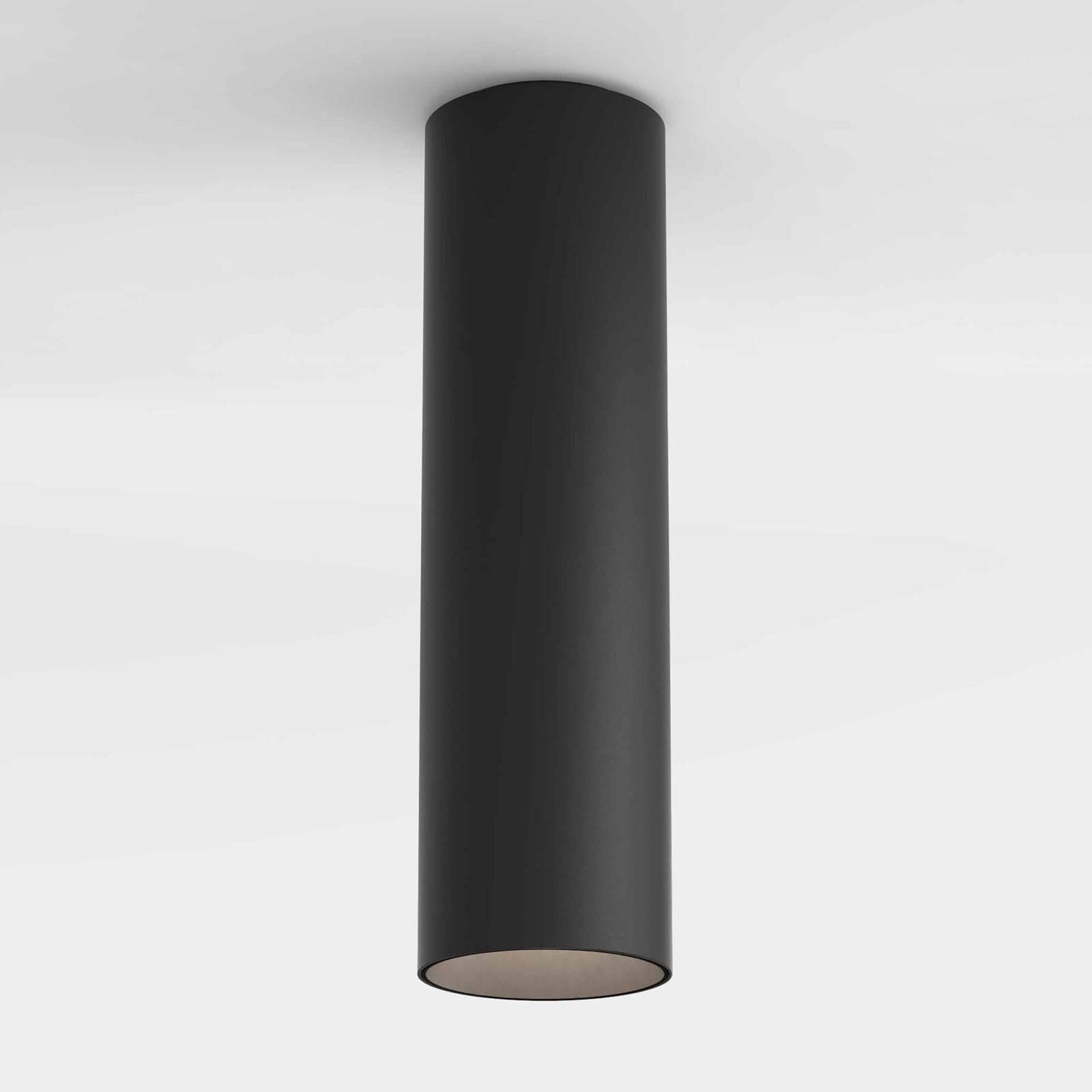 Astro Yuma Surface -LED-kattovalaisin, mattamusta