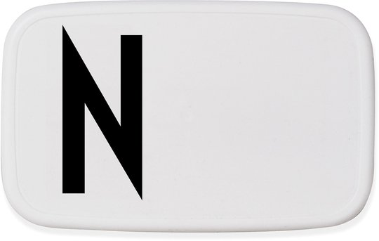 Design Letters Matboks N