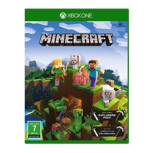 Minecraft (Arabic/UK)