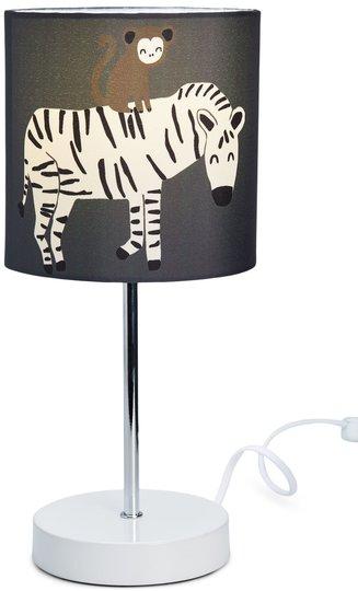 Alice & Fox Bordlampe, Zebra