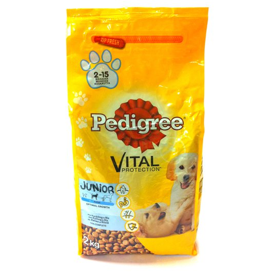 Pedigree Vital Protection Junior - 40% rabatt