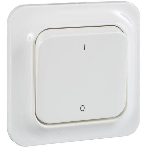 Schneider Electric Trend 183010700 Kytkin valkoinen 2-napa