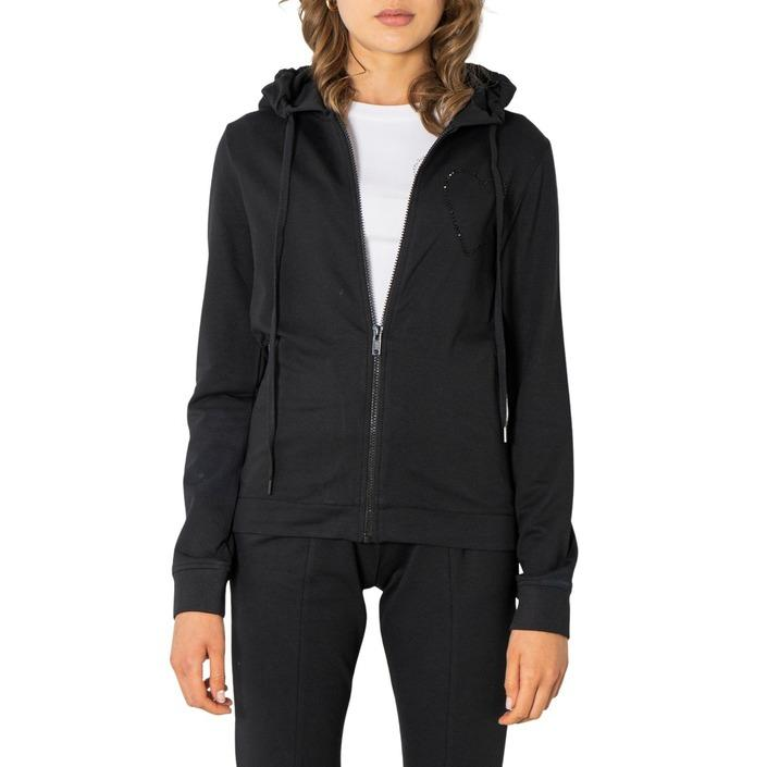 Love Moschino Women's Sweatshirts Black 321876 - black 38