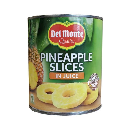 Inlagda Ananasskivor 820g - 28% rabatt