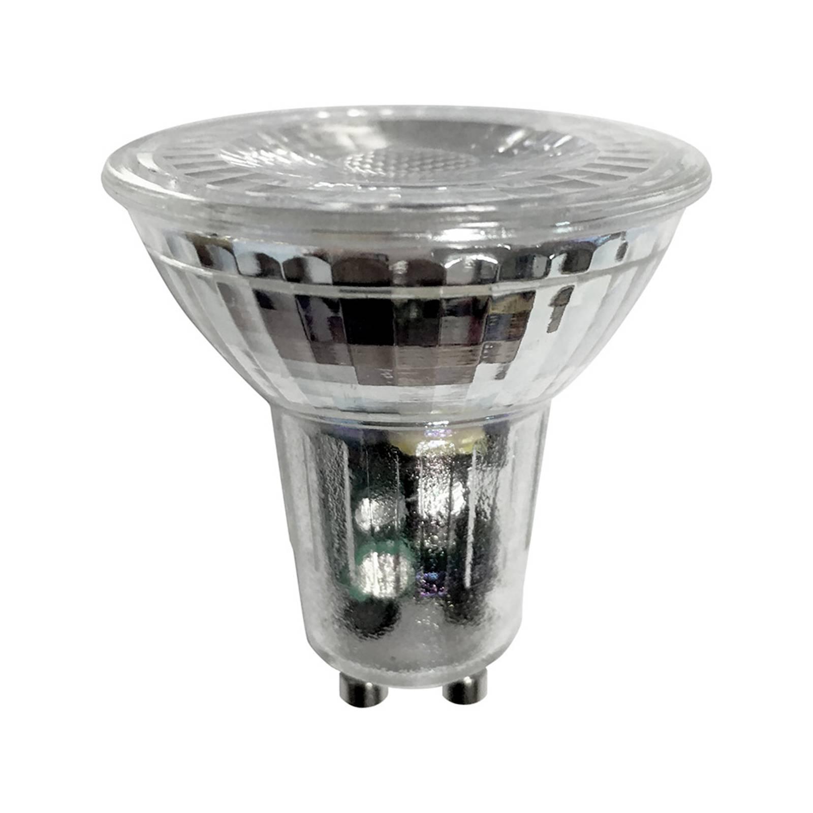 LED-heljastin Retro GU10 6W 827 420lm 36° dim