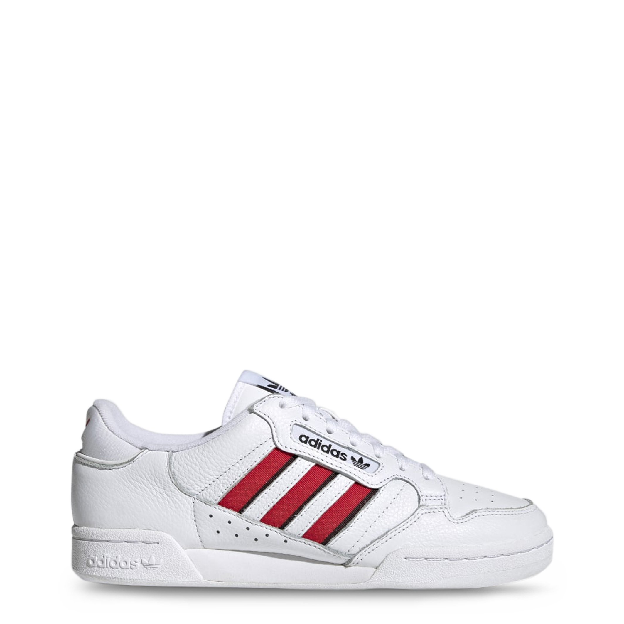 Adidas Women's Continental 80 Sneakers Shoes White 349748 - white-1 UK 8.5