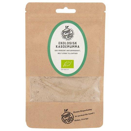 Powerfruits Ekologisk Kardemumma Mald, 30 g