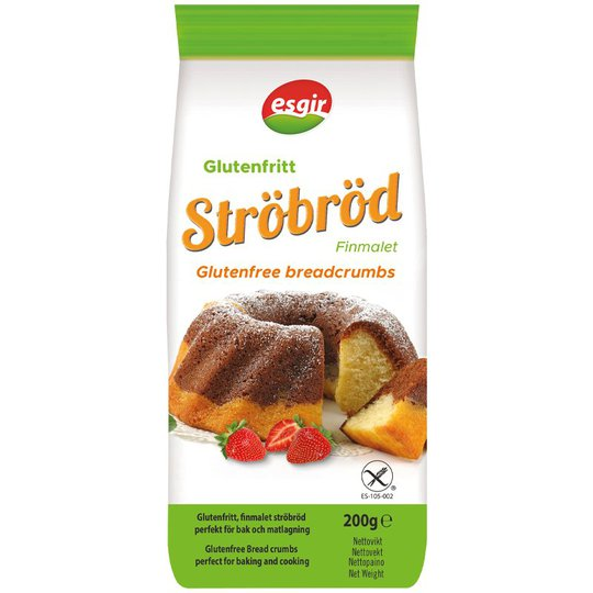 Glutenfritt Ströbröd - 40% rabatt
