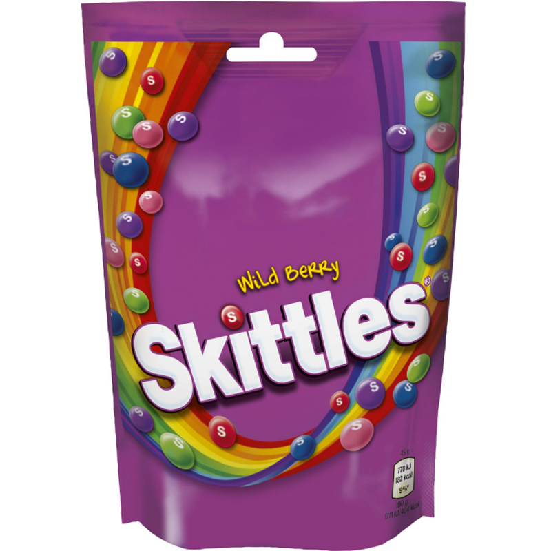 Skittles Wild Berry - 19% rabatt