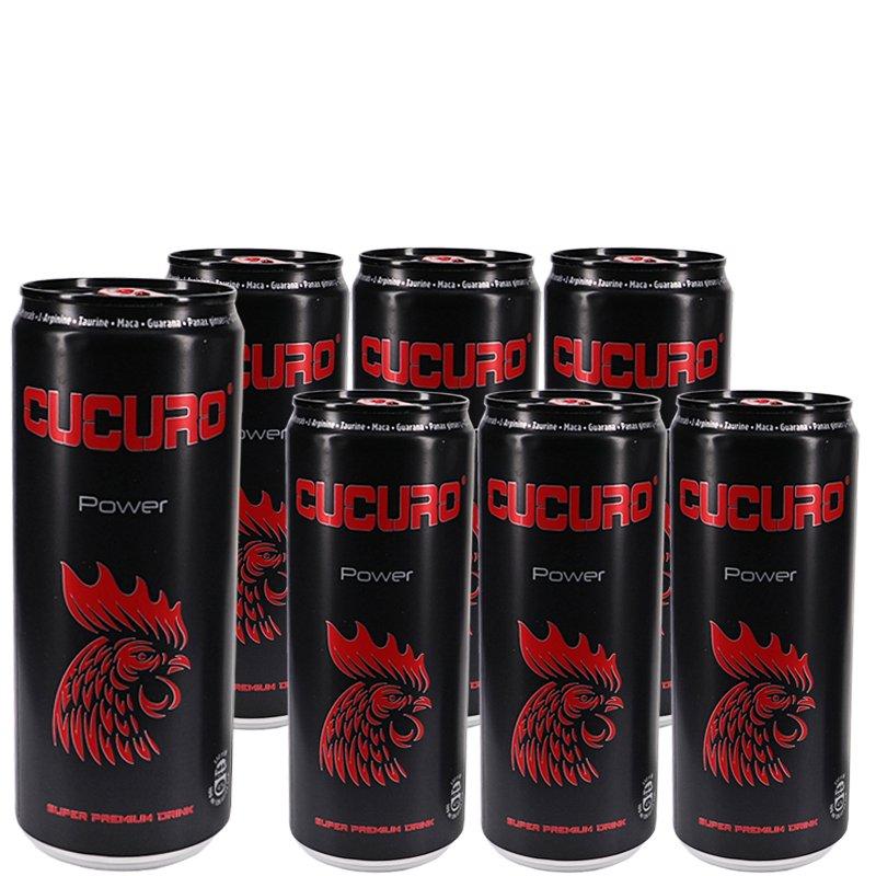 6-pack Cucuro Power - 64% rabatt