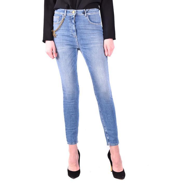 Elisabetta Franchi Women's Jeans Blue 229580 - blue 29