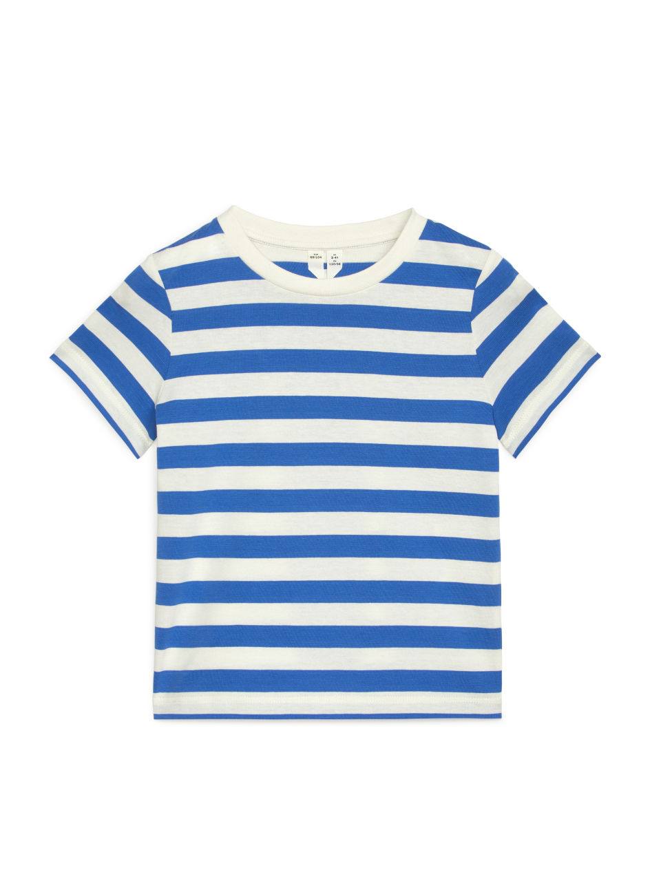 Striped T-Shirt - Blue
