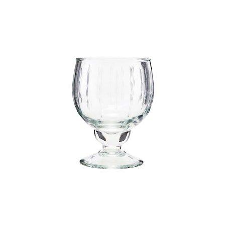 Hvitvinsglass Vintage