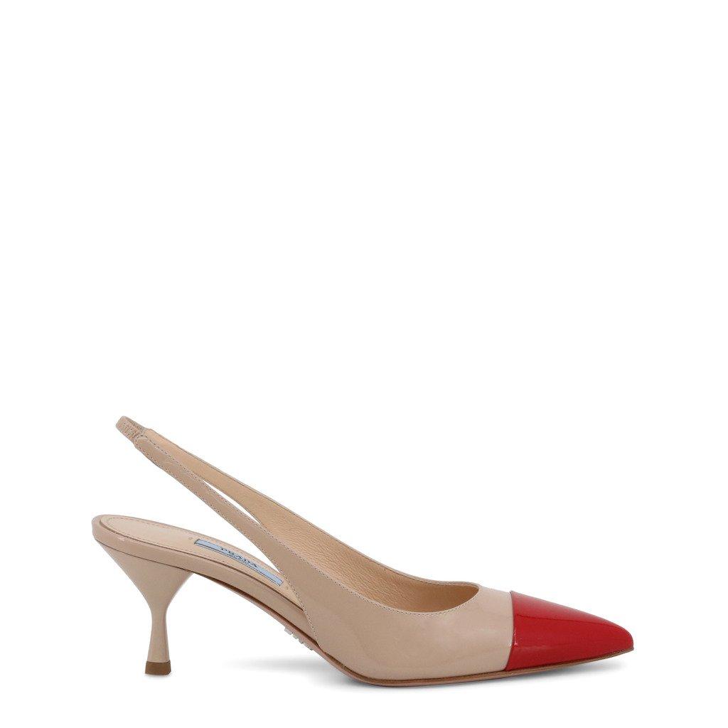 Prada Women's Heels Brown 1I272L - brown 36 EU