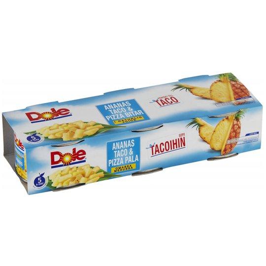 Tärnad Ananas 3 x 227g - 60% rabatt