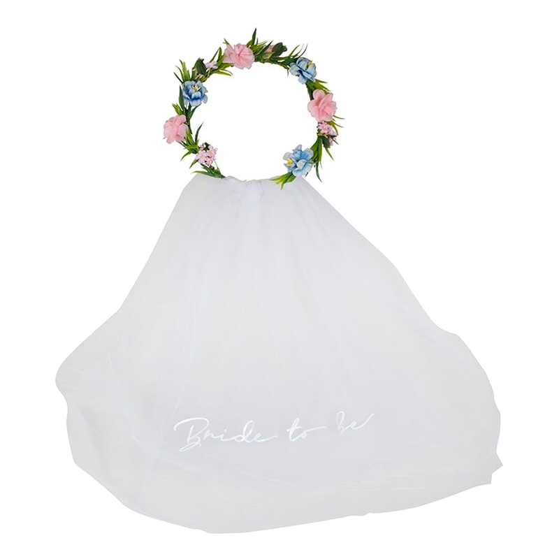 Slöja Bride To Be Boho - One size