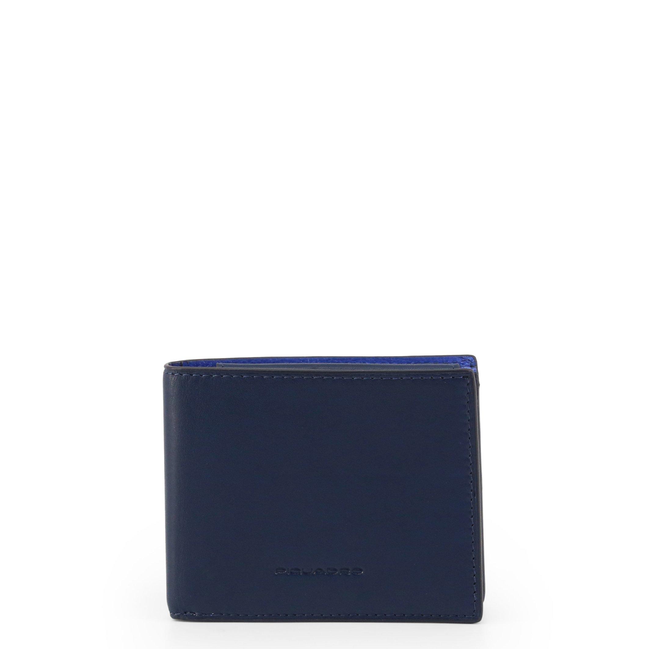 Piquadro Men's Wallet Various Colours PU4188BOR - blue NOSIZE