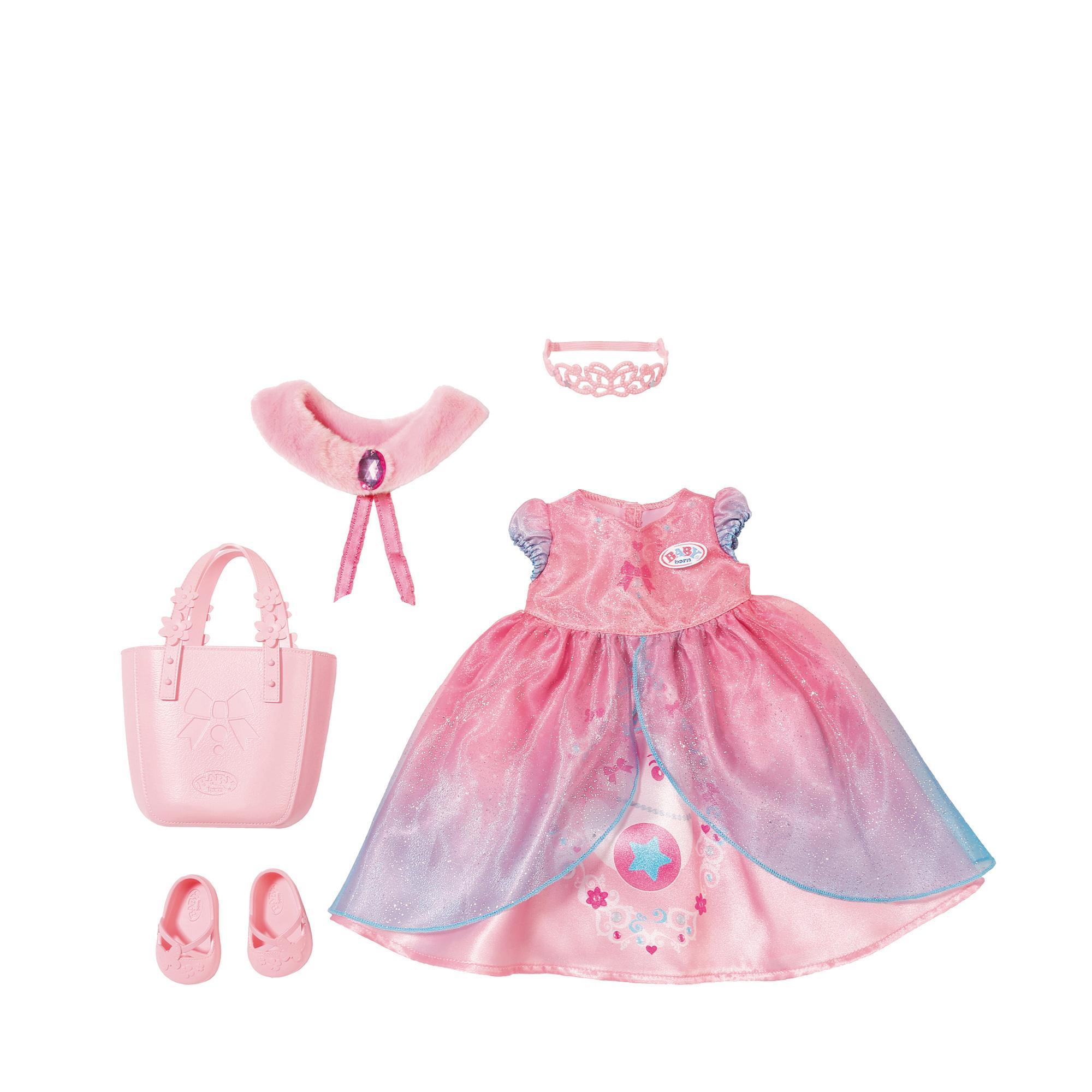 Baby Born - Boutique Deluxe Shopping Princess (824801)