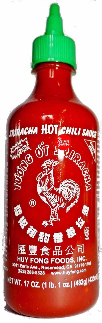 Huy Fong Foods Sriracha 435ml