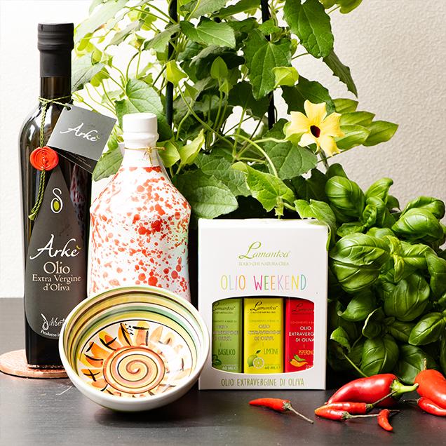 Olive Oil Gift Box