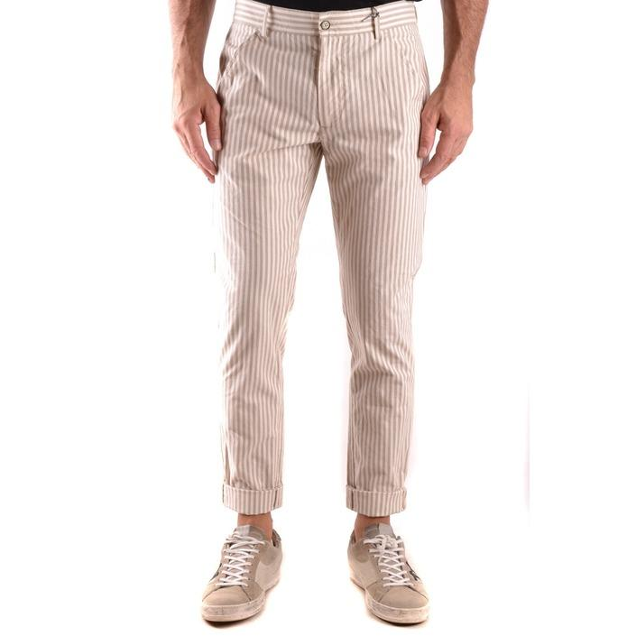 Daniele Alessandrini Men's Trouser Multicolor 163160 - multicolor 46