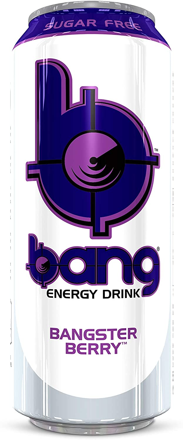 Bang Energy - Bangster Berry 50cl