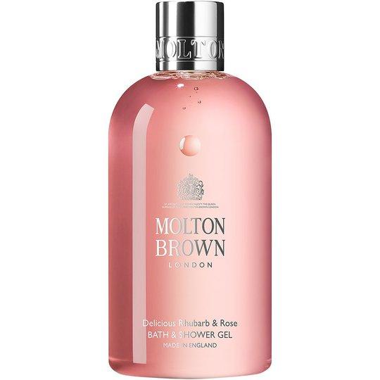 Rhubarb & Rose Body Wash, 300 ml Molton Brown Suihkugeelit
